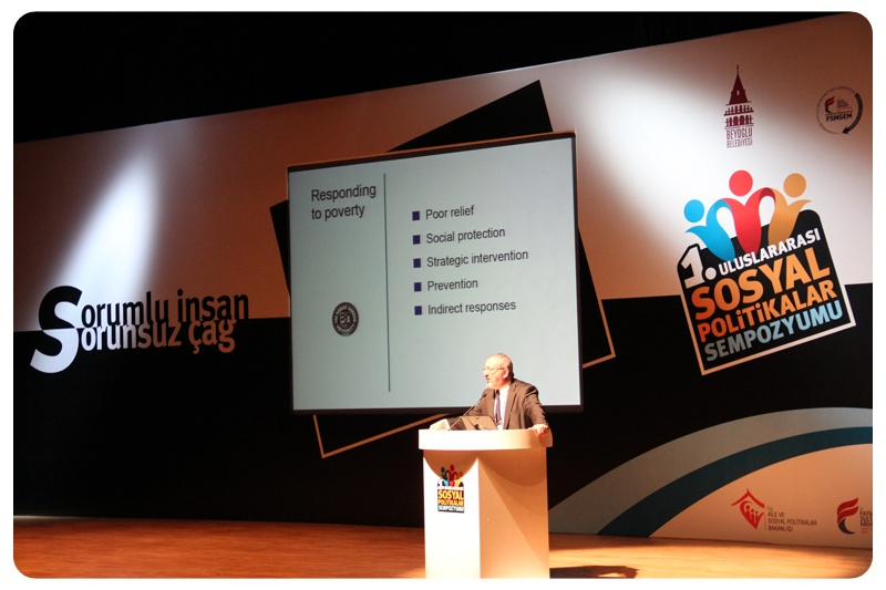 Symposium in Istanbul