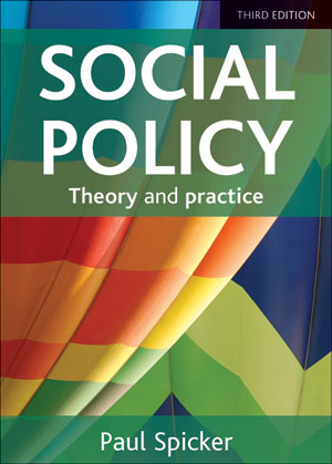 Social Policy 3rd edition