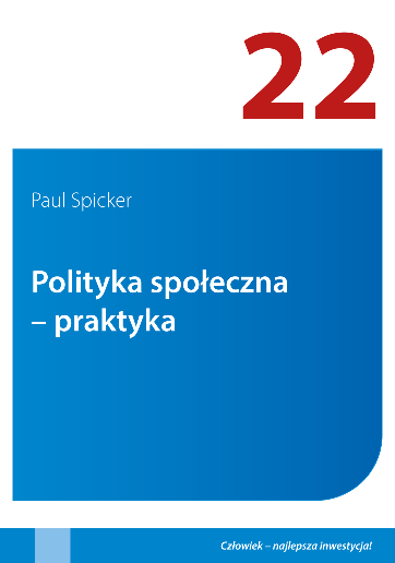 Social Policy Practice Polish