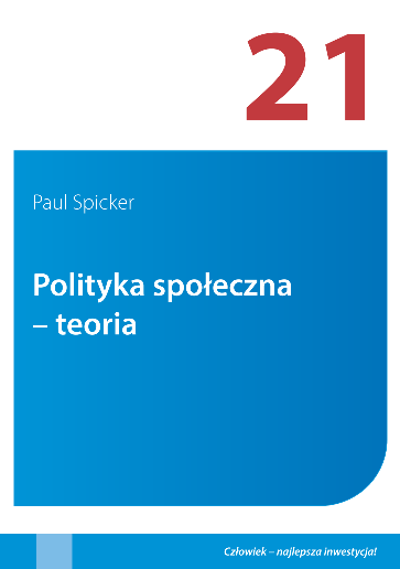 Social Policy Theory Polish