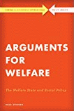 Arguments for welfare, Rowman and Littlefield 2017