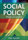 Social Policy: Theory and practice (Policy Press, 2014)