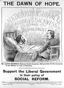 British social policy 1601-1948